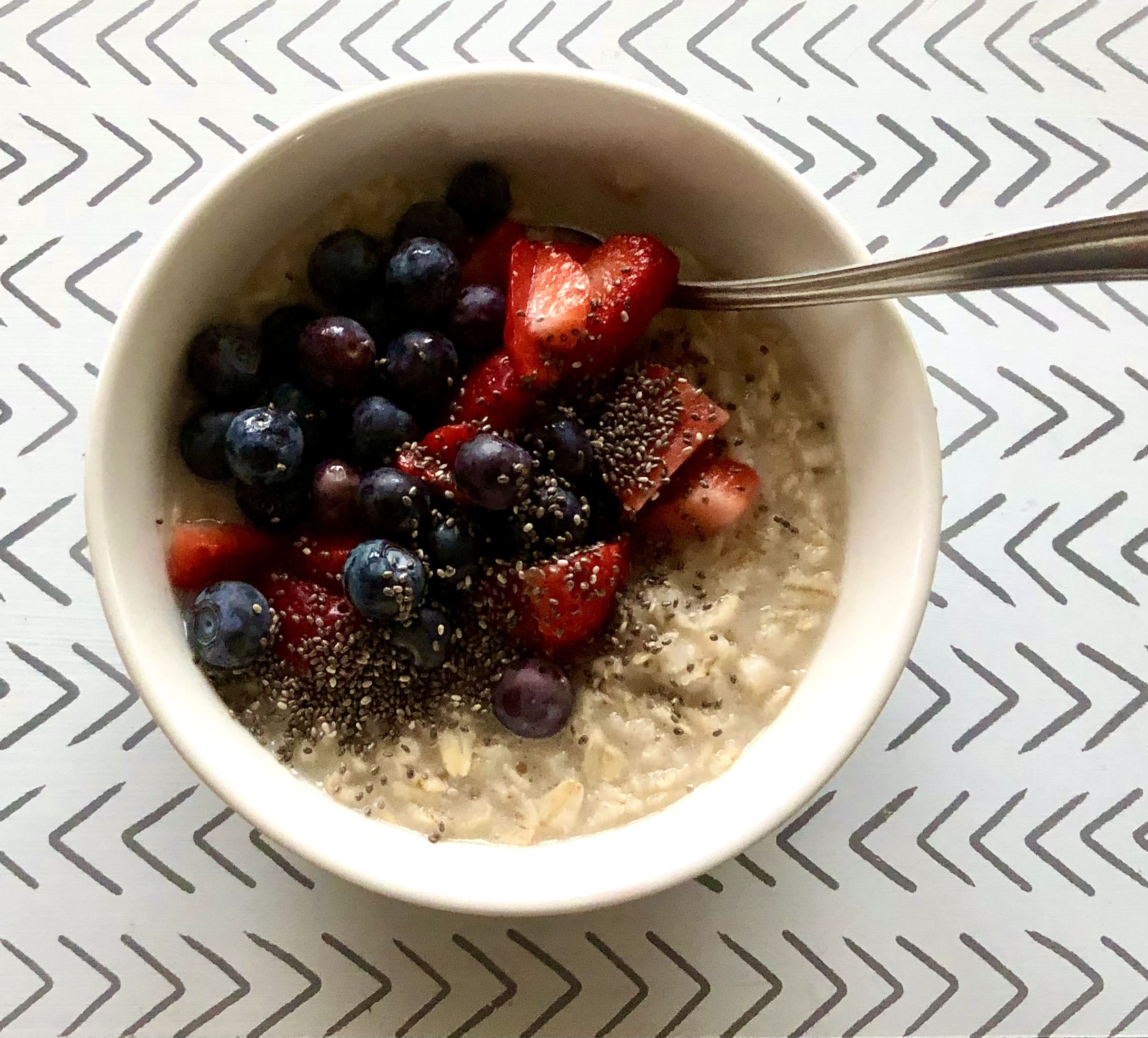 Creating Highly Nutritious Meals breakfast oats