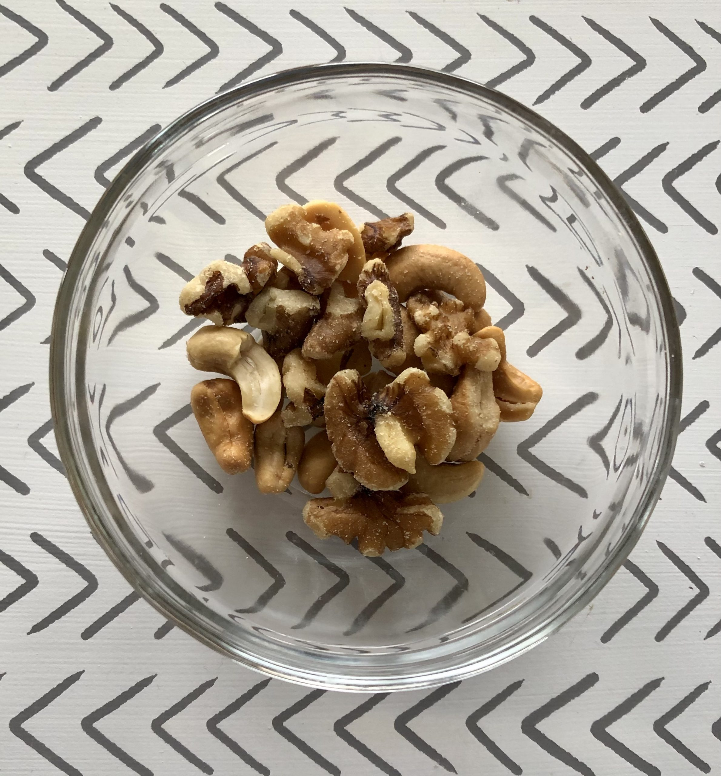Creating Highly Nutritious Meals snack nuts