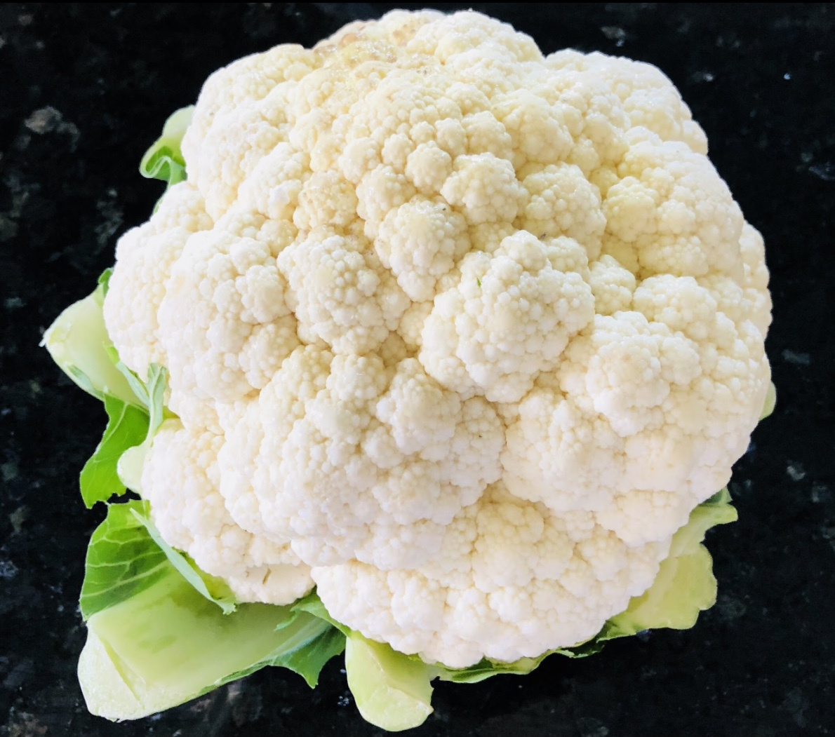 Thrive Through Powerful Nutrition Habits cauliflower