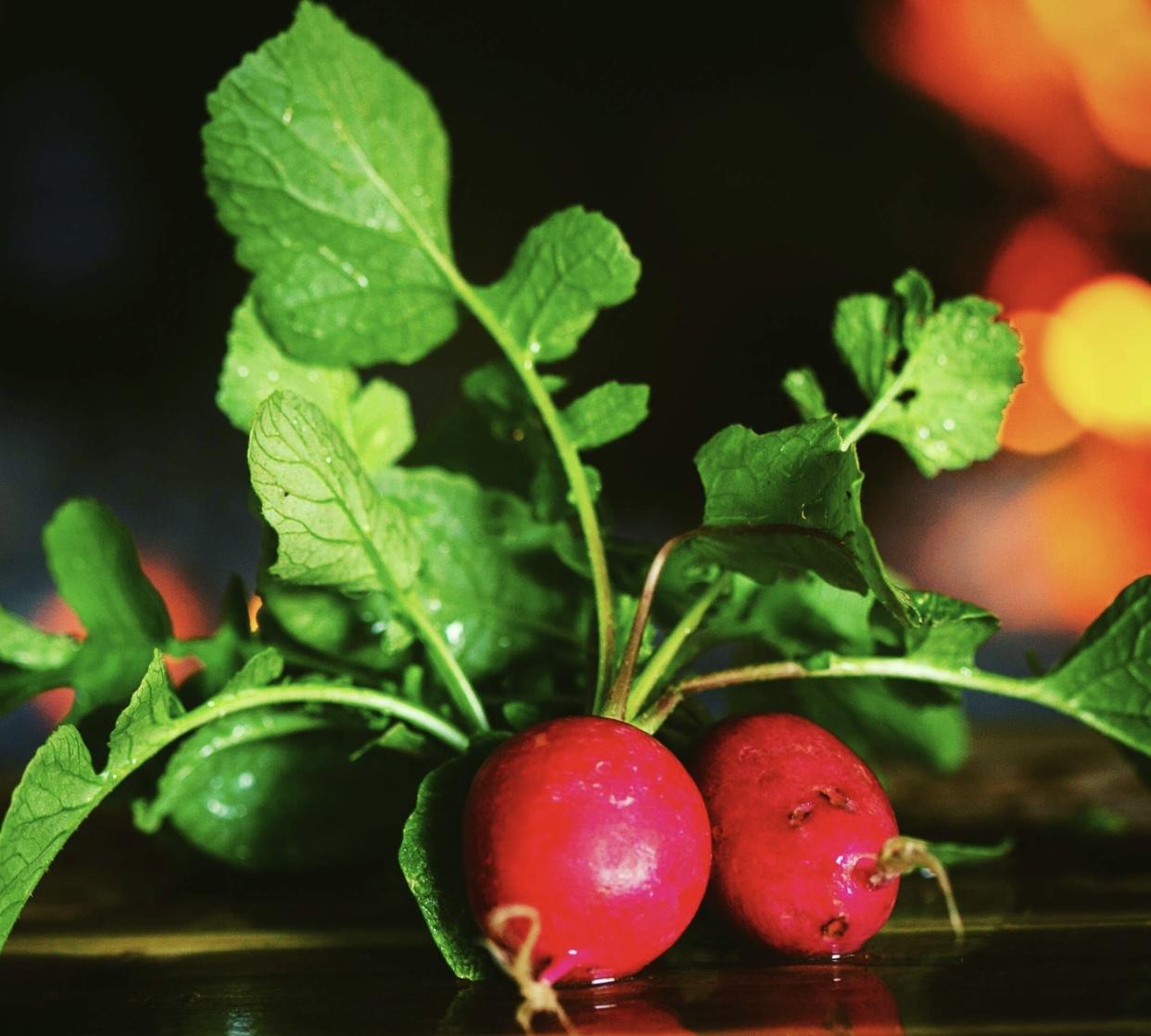 Thrive Through Powerful Nutrition Habits radish