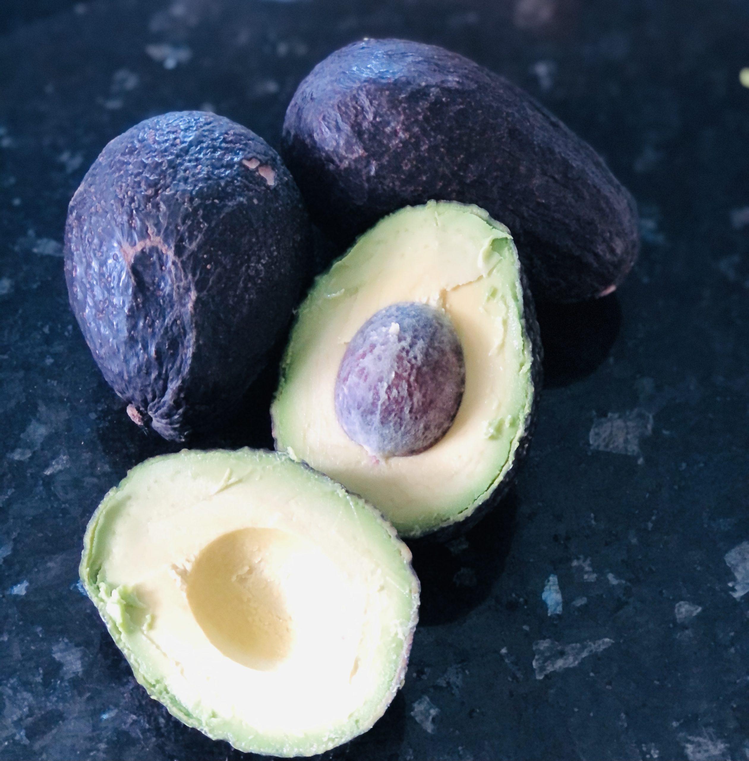 Vegan Chocolate Avocado Mousse avocados