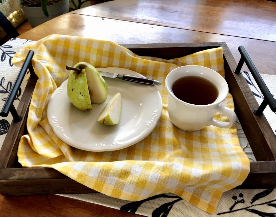 Reduce Stress Naturally herbal tea