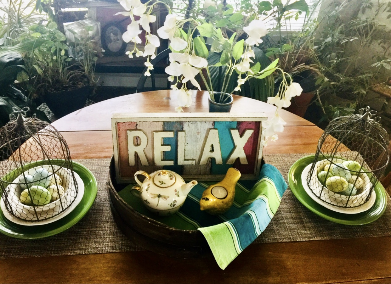 Reduce Stress Naturally relax