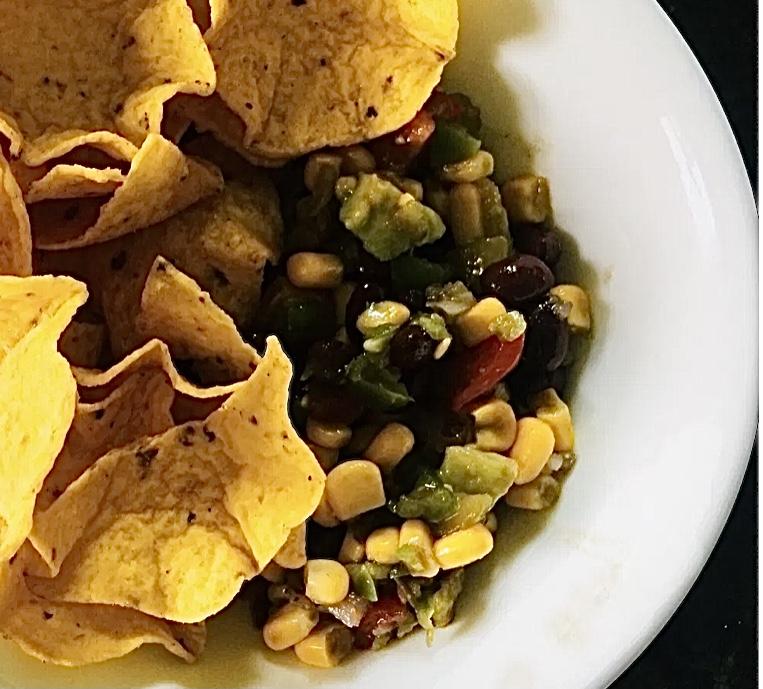 Six Easy Salsa Recipes black bean and corn